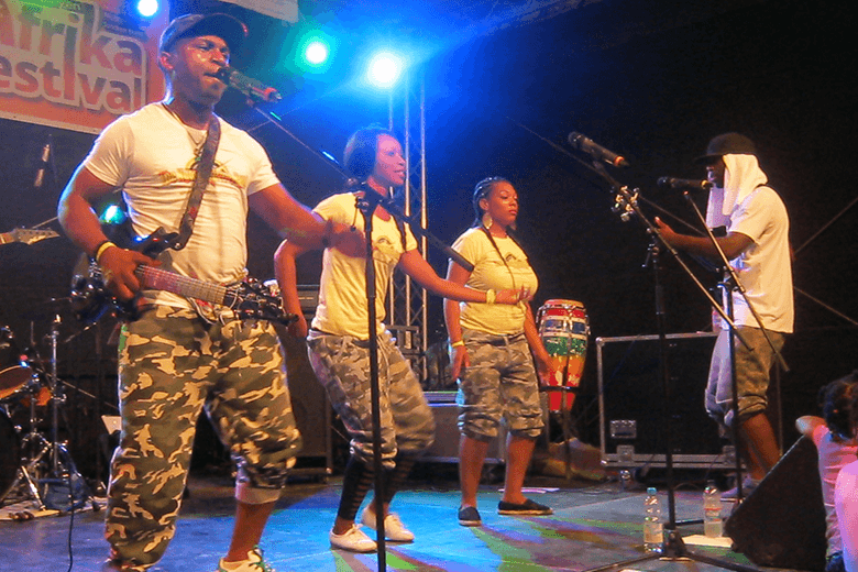 Ngoma Afrika Band